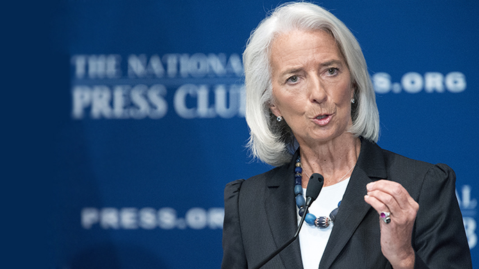 Boost borrowing limit and spend trillions, but taper carefully – Lagarde tells US