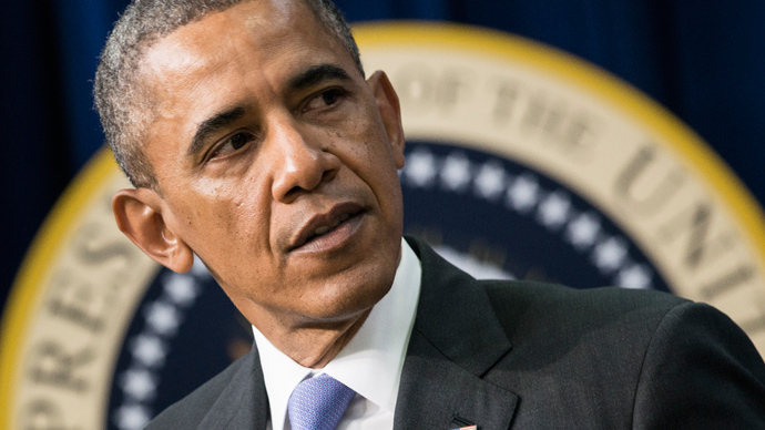 Obama doesn't want to take responsibility for NSA reform?