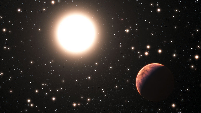 American astronomer discovers Earth-like Red Dwarf planet