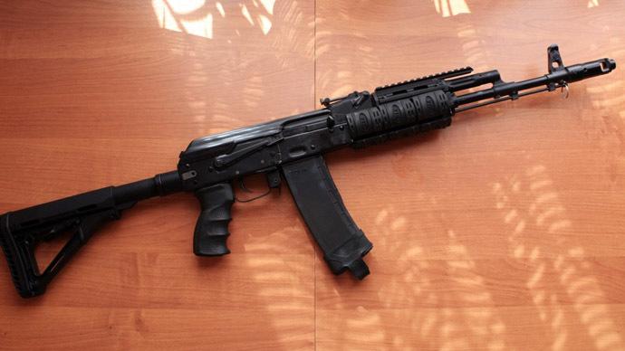 Big shot: Kalashnikov to sell 200,000 rifles in US, Canada