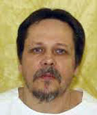Dennis McGuire.(AFP Photo / Ohio Department of Rehabilitation and Correction)