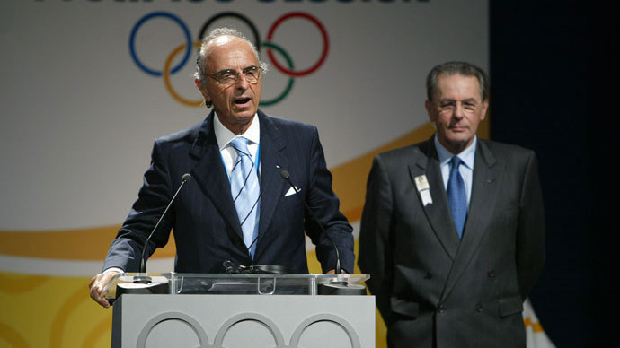 Italian IOC official accuses US of 'absurdly' politicizing Olympics by sending gay athletes