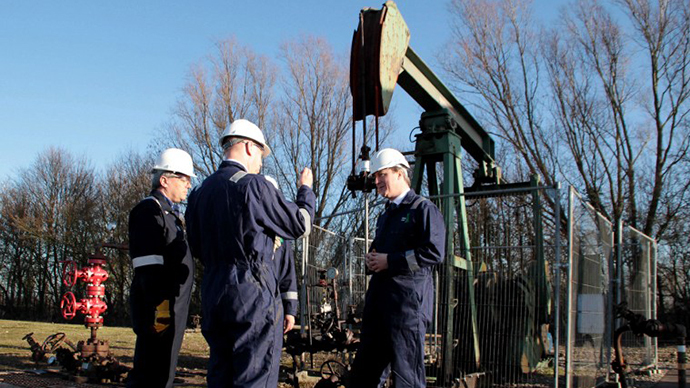UK government found 'cheerleading' for fracking industry