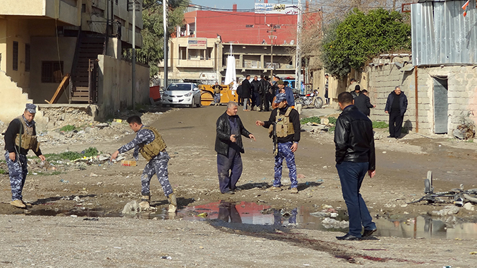 Wave of bombings kills at least 53 in Iraq