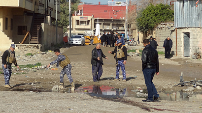 ​Iraqi officials warn militants have the weaponry to 'occupy Baghdad'