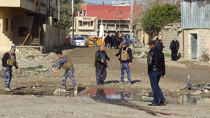 Wave of attacks kills at least 30 in Iraq