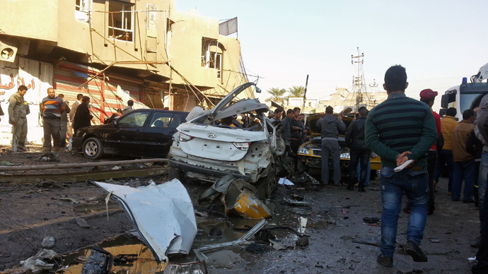 Half dozen explosions kill 26 people, injure 67 in Baghdad