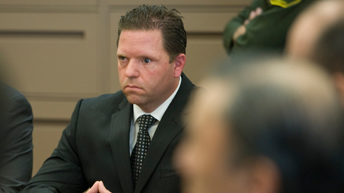 Ex-cop acquitted of killing homeless man chased out of restaurant by angry residents