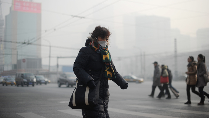 ​China's dirty emissions creeping into the US - study