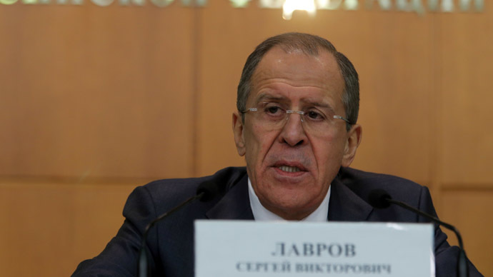 Iran exclusion from Geneva 2 a mistake, pushed by those who want Assad out - Lavrov
