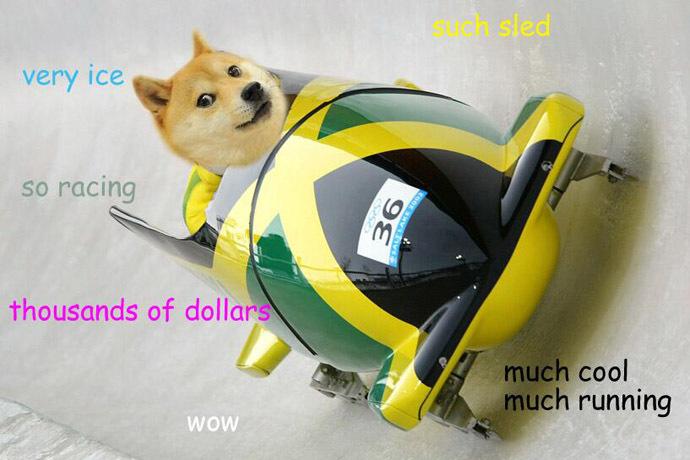 Shiba Inu Doge meme