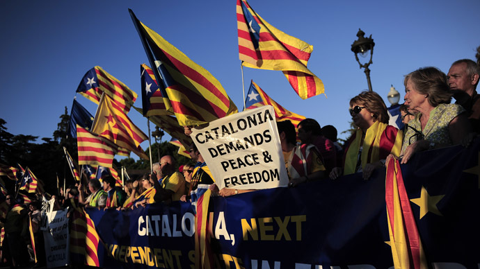 Spanish PM: 'No referendum, no independence for Catalonia'