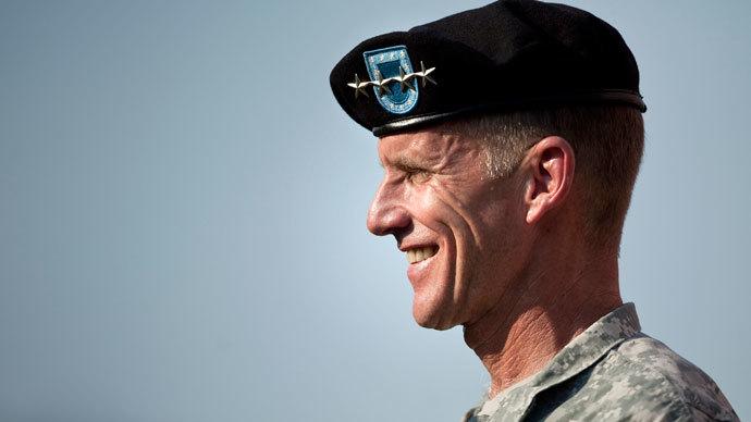 Gen McChrystal: US drone activity causes 'tremendous resentment'