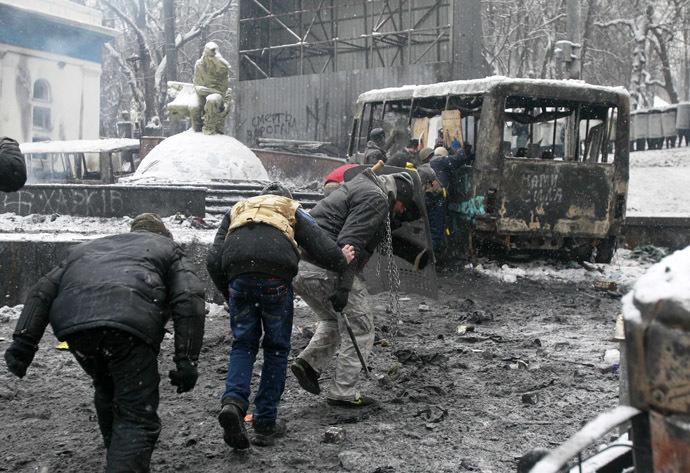 January 22, 2014 (Reuters/Gleb Garanich)