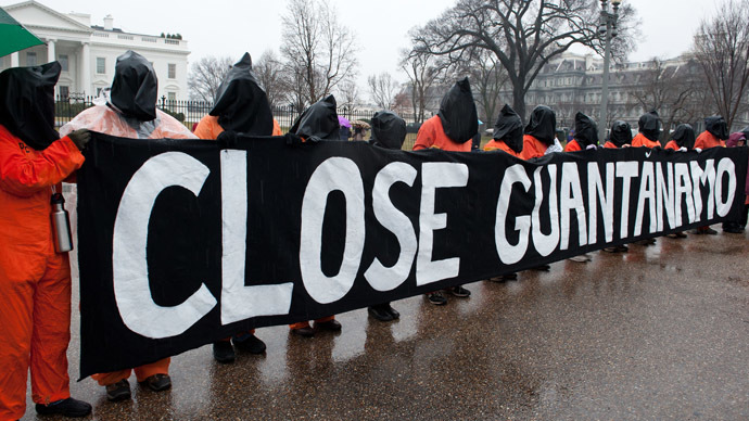 Hunger striker v Barack Obama: US court to hear historic Gitmo case