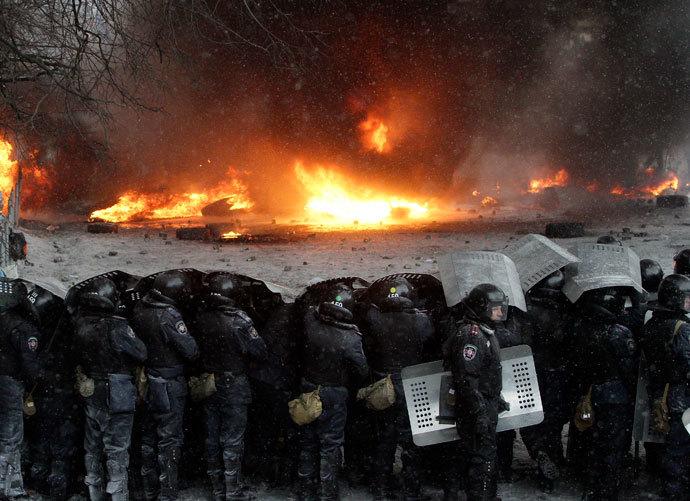 January 22, 2014 (Reuters / Stringer)