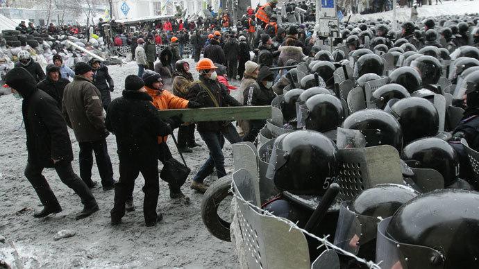 January 22, 2014 (AFP Photo / Anatolii Boiko)
