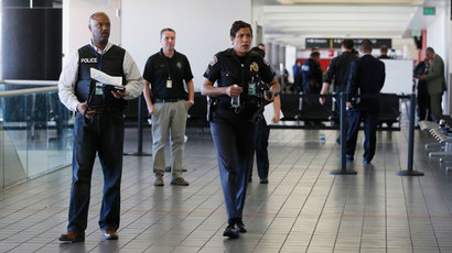 Phone system, 'panic buttons' failed during deadly LAX shooting