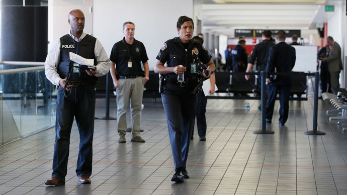 LAX cops left for break without telling anyone minutes before fatal shooting