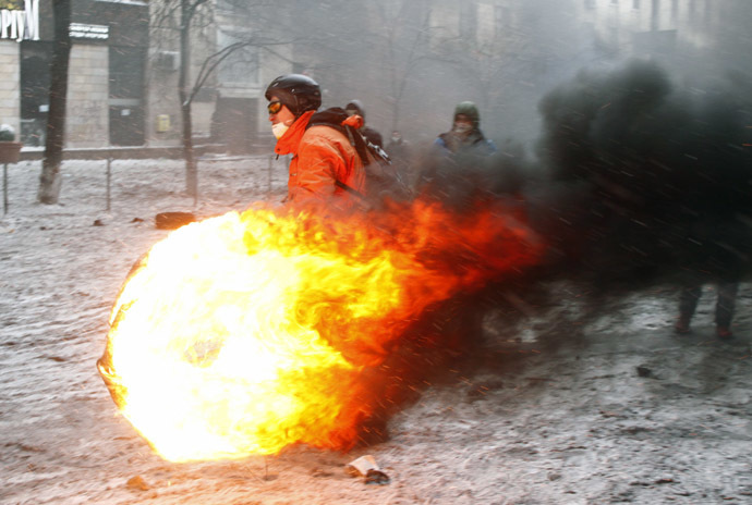 January 22, 2014 (Reuters/Vasily Fedosenko)
