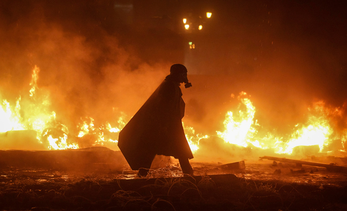January 22, 2014 (Reuters / Valentyn Ogirenko)