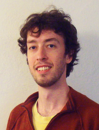 Jeremy L. England.(Photo from web.mit.edu)
