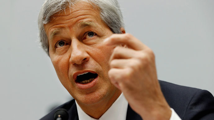 JPMorgan Chase CEO denounces bitcoin as 'terrible,' predicts its downfall