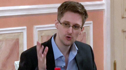 Snowden: NSA lies about me not trying to spur internal investigation