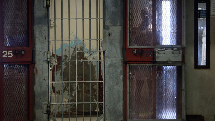 ​Prison staff responsible for half of reported inmate sexual abuse cases – report