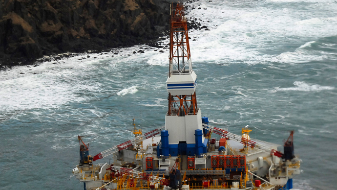 Shell freezes its Arctic exploration campaign