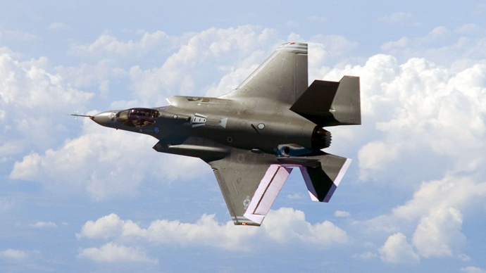 Bombs away: Pentagon's F-35 Joint Strike Fighter can't escape software problems
