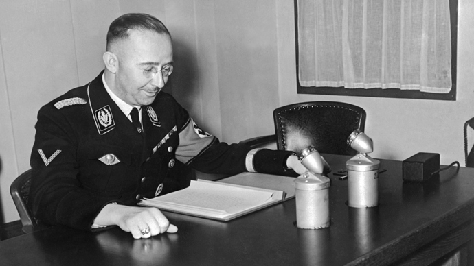 Nazi leader Heinrich Himmler's archive emerges in Israel