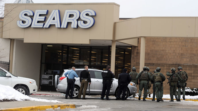 3 killed, 5 injured in Maryland mall shooting