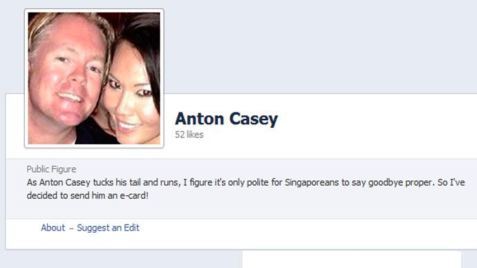 Screenshot from facebook.com @Anton-Casey