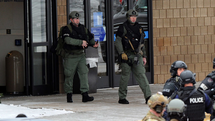 Crude explosives found on Maryland mall gunman – police