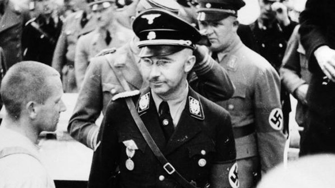 Himmler never mentioned Holocaust to wife despite her dislike of Jews - letters
