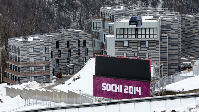 Sochi mayor says there are 'no gay people' living in the city