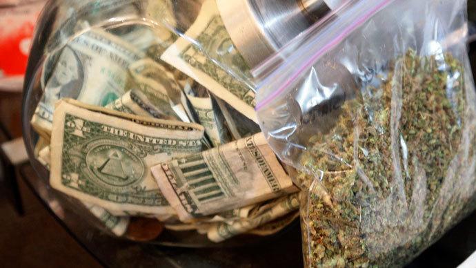 Marijuana - the new dot-com bubble?