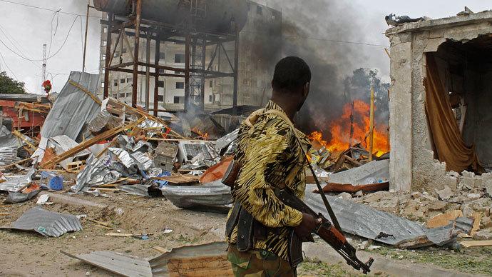 US airstrike in Somalia targets suspected militant leader