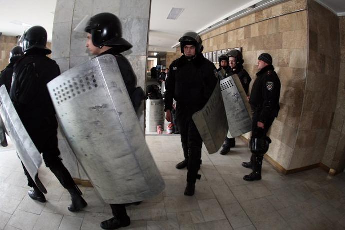 January 27, 2014 (AFP Photo / Alexander Khudoteply)