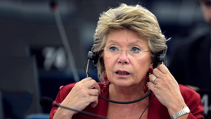 EU justice chief accuses bloc of hypocrisy in data privacy debates