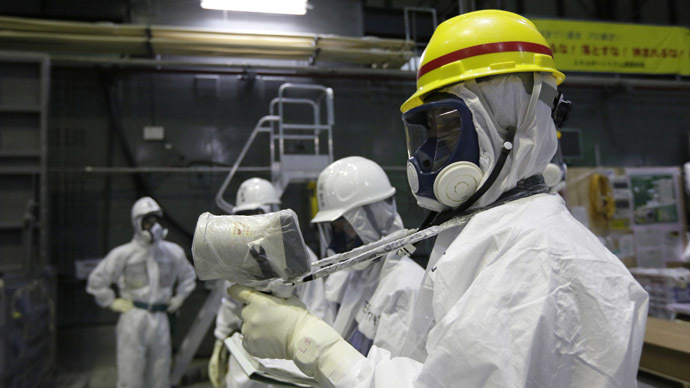 ​Fukushima ice wall: TEPCO drills freeze wells to stop contaminated groundwater