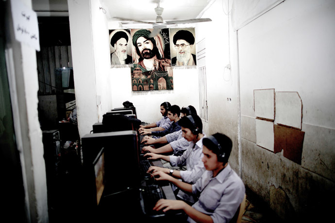 AFP Photo/Behrouz Mehri