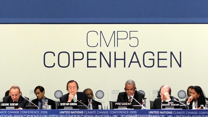 NSA spied on Copenhagen UN climate summit – Snowden leak