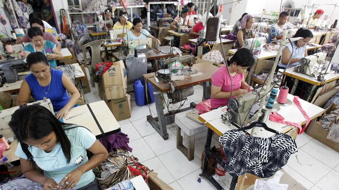 Record Philippines growth despite devastating typhoon