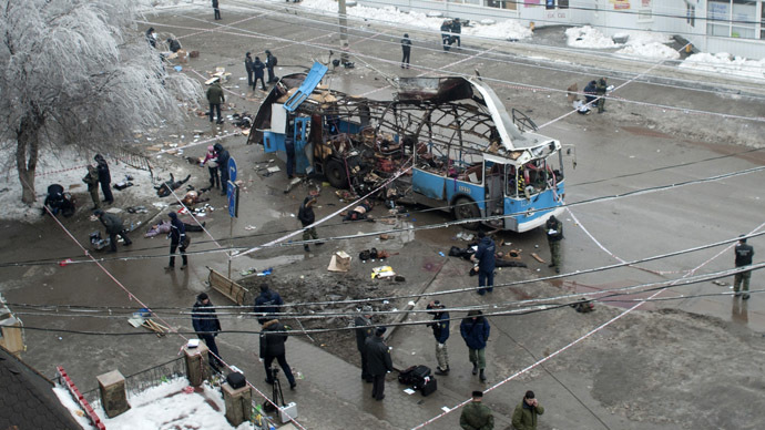 Volgograd suicide bombers identified, suspected accomplices detained