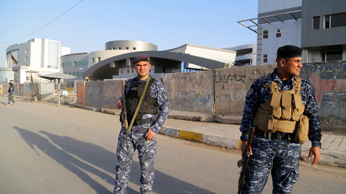Militant assault on Iraq ministry building kills 24