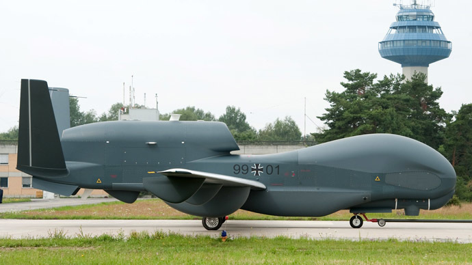 Killer robot flight: Video of UK's autonomous drone released