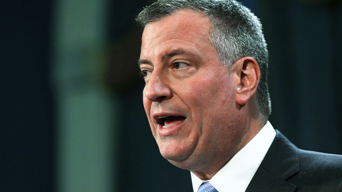 New York City mayor paves the way for stop-and-frisk reform