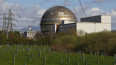 Beast of burden: UK taxpayer to bear costs of nuclear leaks, not private firms